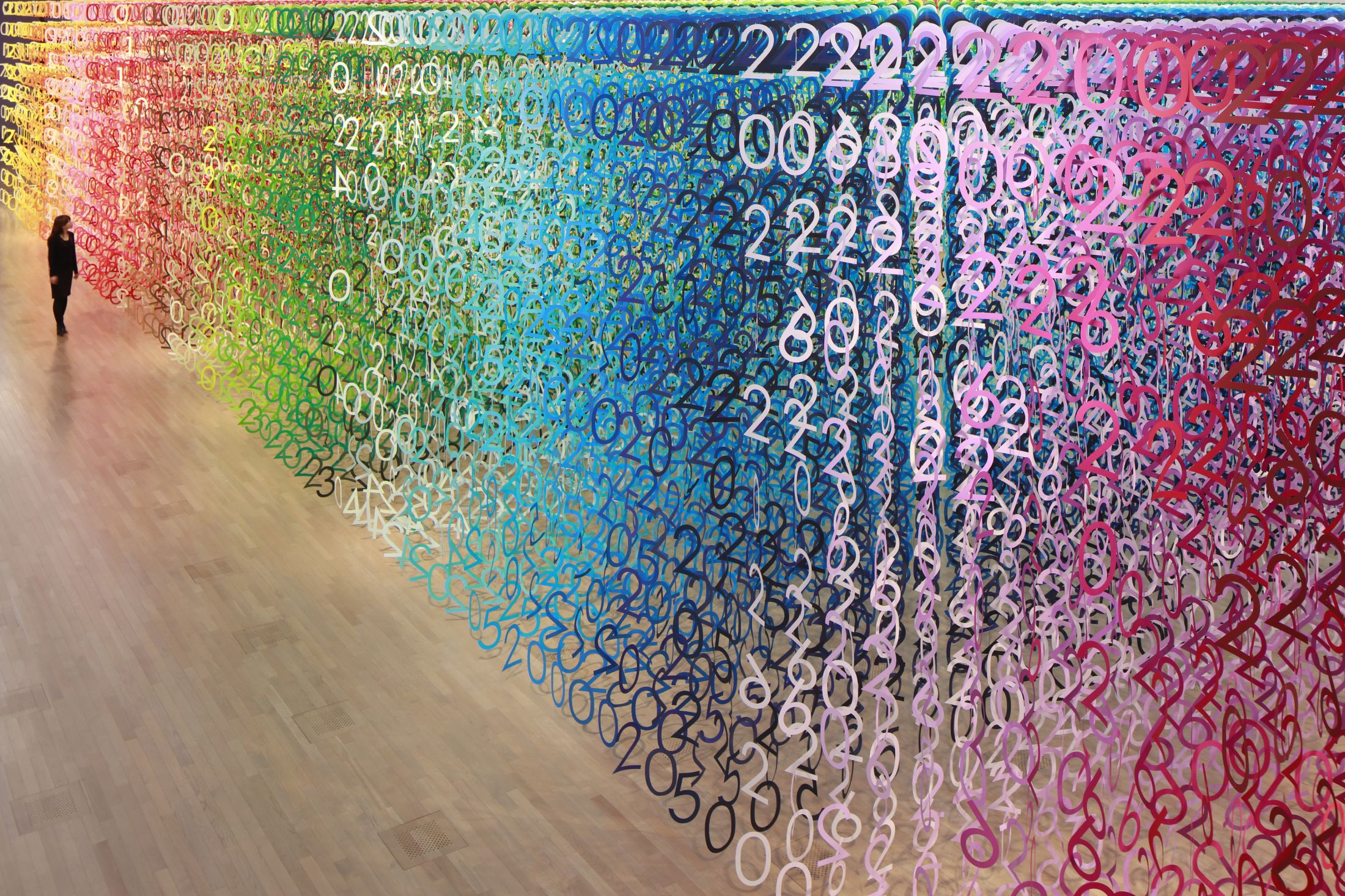 Slices of Time: Emmanuelle Moureaux to bring her next interactive, rainbow-coloured artwork to London