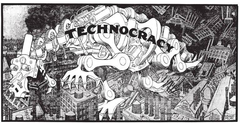 El futuro que imaginó el precursor Winsor McCay entre 1913 y 1934